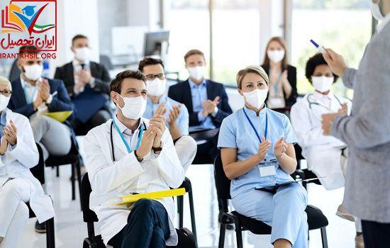 نحوه ورود به رشته های ارشد وزارت بهداشت
