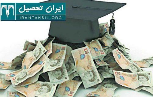 جدول شهریه کارشناسی دانشگاه پیام نور