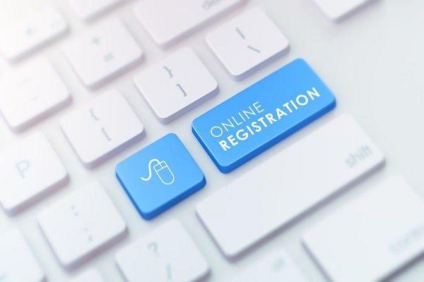 راهنمای ثبت نام