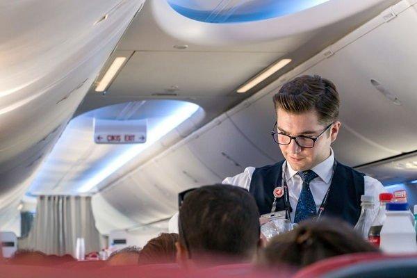 رشته مهمانداری هواپیما دانشگاه علمی کاربردی