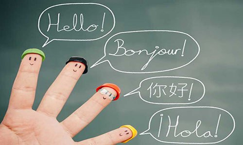 لیست کامل رشته های کنکور زبان
