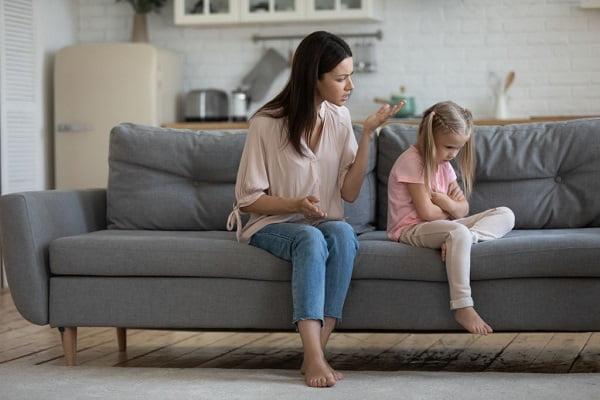 برای حرف شنوی کودکمان چه کاری می توانیم انجام دهیم؟