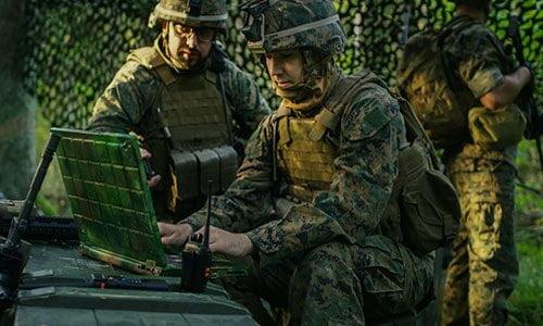 استخدام افسری ارتش
