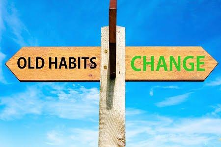 عادت های مطالعه بد را کنار بگذارید