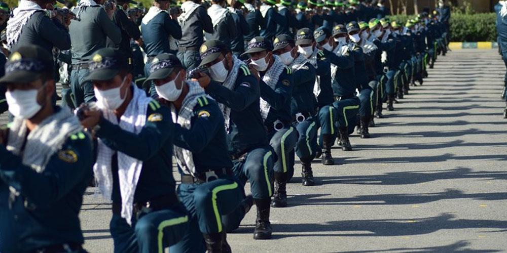 مراحل استخدام در نیروی انتظامی