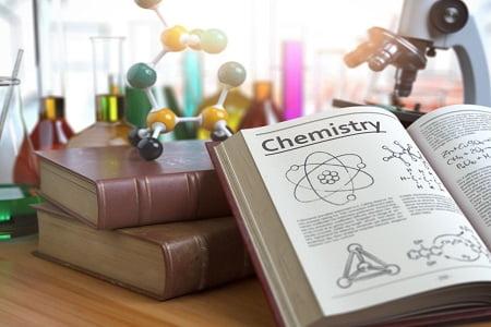 نحوه مطالعه شیمی کنکور رتبه 3 کشوری