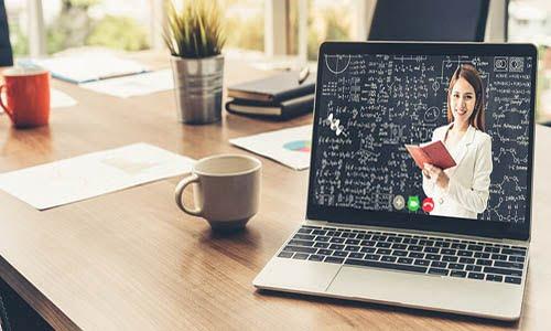 تدریس آنلاین