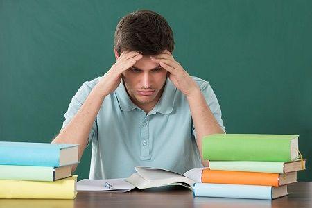درس خواندن در سر و صدا و شلوغی ذهن