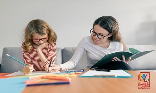 سامانه تدریس خصوصی در منزل