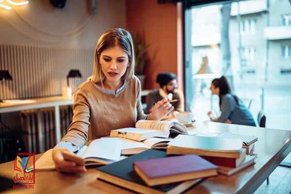 چگونه درس بخوانیم که خسته نشویم