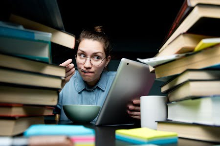 درس خواندن با ساعت مطالعه بالا برای چه رشته هایی ضروری است؟