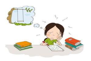 دلایل بی علاقگی و فرار از درس خواندن