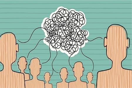 حل مشکلات ارتباطی