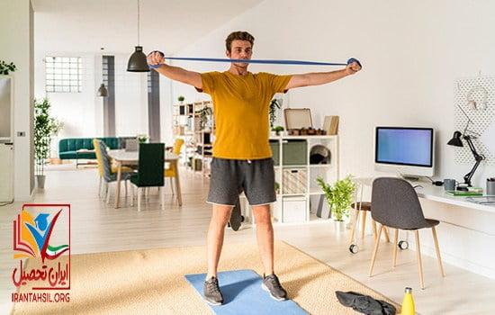 رتبه مورد نیاز ارشد تربیت بدنی