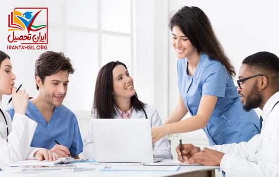 لیست کامل رشته های کارشناسی ارشد پزشکی