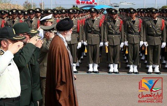 تفاوت ثبت نام دانشگاه افسری سپاه با سایر دانشکده های افسری