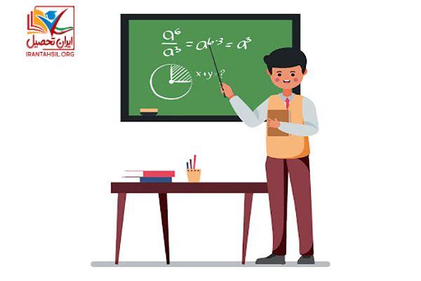از چه رشته هایی میتوان وارد تربیت معلم شد