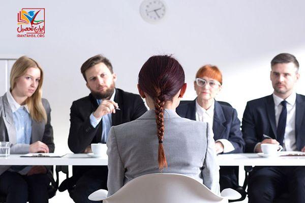 زمان و نحوه استخدام در وزارت اطلاعات