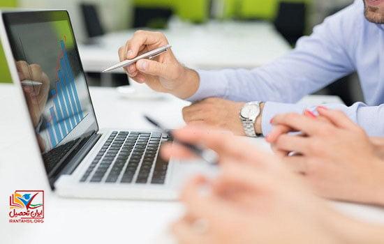 لیست انتخاب رشته ارشد حسابداری روزانه