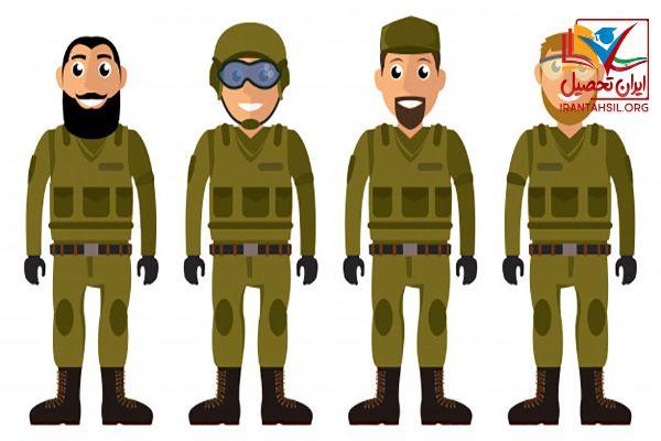 سامانه استعلام کارت پایان خدمت ارتش و سپاه