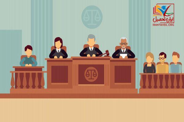 پیگیری پرونده قضایی در سامانه ثنا