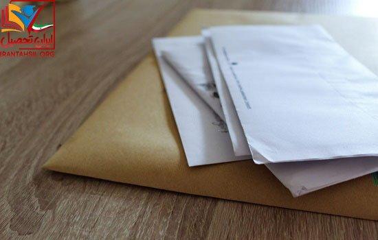 مراجعه کارت خودرو از طریق پست