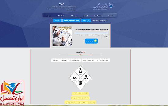 راهنمای ارتباط با مرکز پشتیبانی سایت آموزشیار