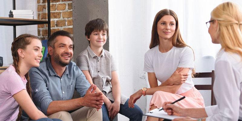 مشاوره آنلاین خانواده به صورت رایگان
