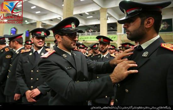 اسامی پذیرفته شدگان دانشگاه افسری نیروی انتظامی