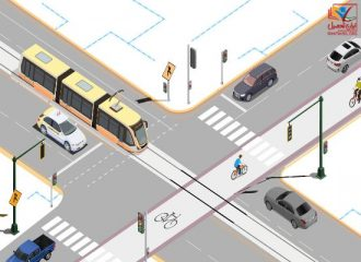 نمونه سوالات آزمون نظام مهندسی ترافیک + پاسخنامه تشریحی