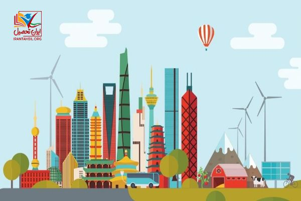 پاسخ تشریحی سوالات نظام مهندسی شهرسازی