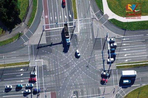 دانلود نمونه سوالات و پاسخ نامه تشریحی نظام مهندسی ترافیک