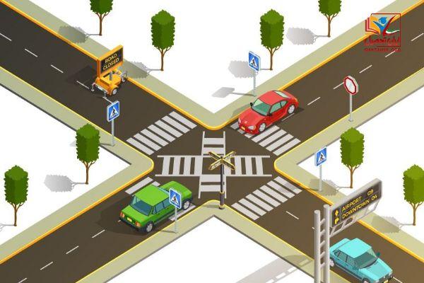 پاسخ تشریحی سوالات نظام مهندسی ترافیک