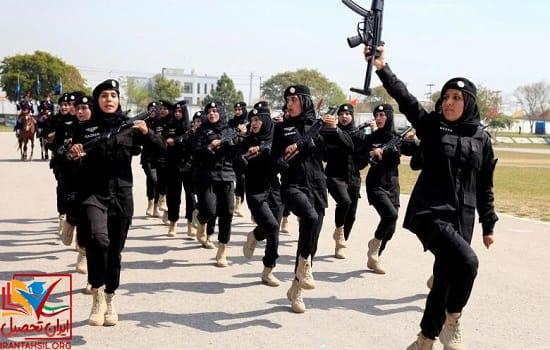 استخدام با دیپلم در سپاه برای بانوان