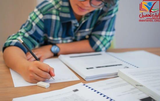 زمان بندی امتحانات نهایی آموزش و پرورش